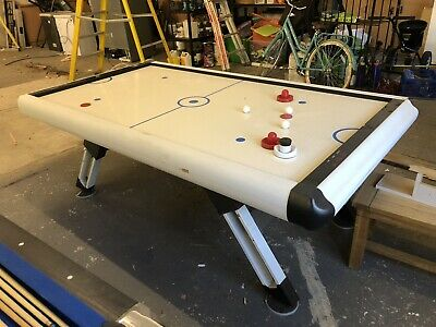 MD Sports 7.5ft Air Hockey Table Used Damaged Corners Collection From Upminster • 150£