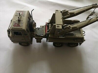 Dinky Military Foden F4 Wrecker Vinatge 1-50 Scale Toy • 10£