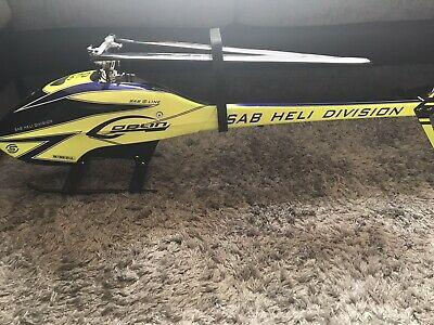 Sab Goblin Helicopter • 550£