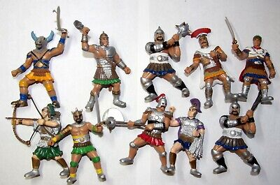 Early Learning Centre Elc Romans Barbarians  Etc Figures Toy Soldiers • 12.99£