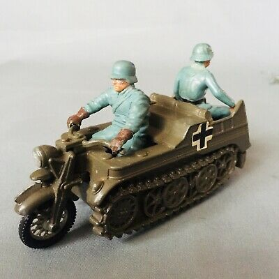 Britains Deetail - Kettenkrad - Tracked Motor-cycle - 1/32 • 11.50£