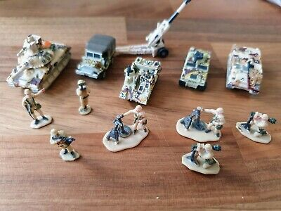 Micro Machines Military Army, Camouflage, 12 Pieces • 9.60£