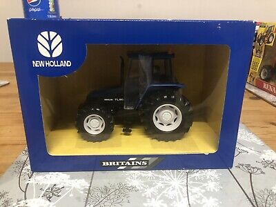 Britains New Holland TL 80 Tractor(Dealer Box) • 13.50£
