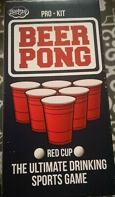 Beer Pong Red Cup Drinking Game Party   • 3.95£