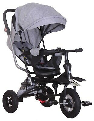 My First Tricycle Stroller 5-IN-1 Ride On Pedal Trike Children Kids Trike UK • 78.99£