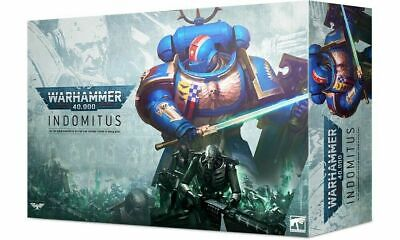 Warhammer 40k: Indomitus! Limited Edition Launch Box! Preorder Today! • 199£