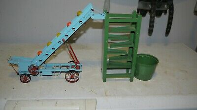 Live Steam Bale Conveyor & Slide For Traction Or Stationary Engines !!  • 45£