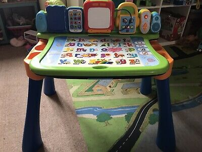 VTech Touch And Learn Activity Desk Multi-colour • 9.10£