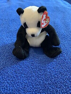 Ty Beanie Babies Mandy The Panda - With Tag • 0.99£