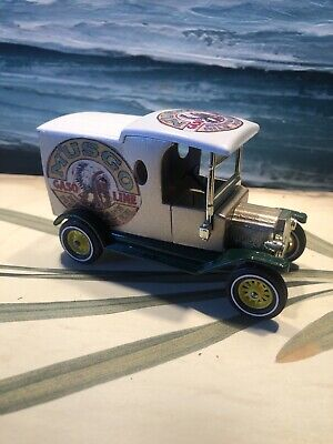 Matchbox Models Of Yesteryear Code 3 Model T Ford Washington Gasoline • 8£