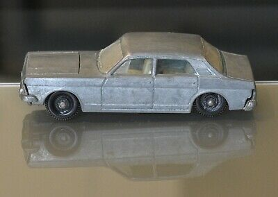 Loose Diecast Matchbox Lesney 1-75 Srs No.53c Ford Zodiac Mk Iv To Restore • 0.99£