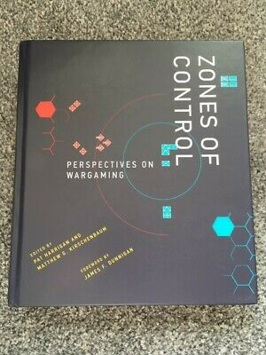 Zones Of Control: Perspectives On Wargaming Book • 9£