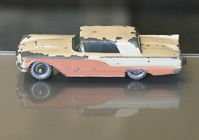 Loose Diecast Matchbox Lesney 1-75 Srs No.75a Ford Thunderbird Spw • 0.99£