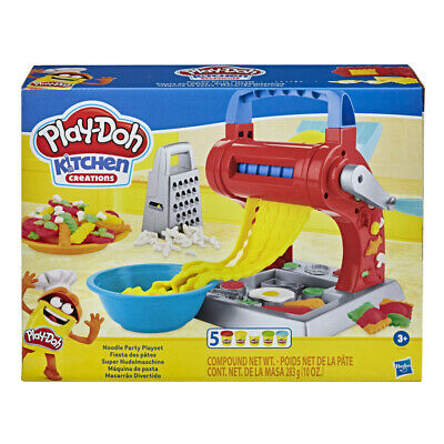 Play-Doh Noodle Party  Kitchen Creations Play Set • 16.99£