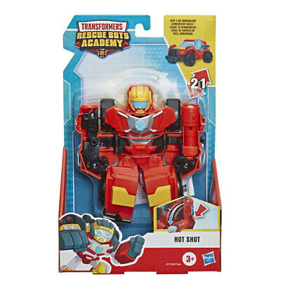 Playskool Heroes Transformers Rescue Bots Academy 6-Inch Converting Toy Robots • 16.99£