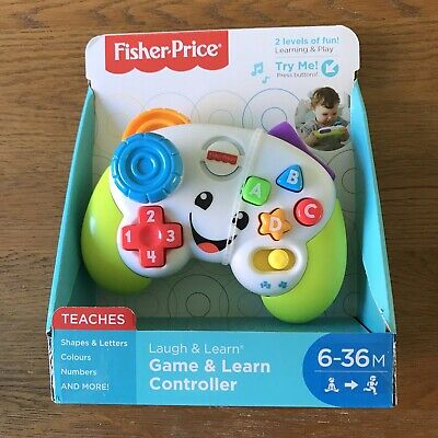 Fisher Price Game And Learn Controller Brand New • 7.99£