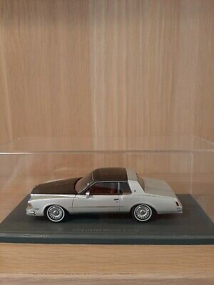 1 43 Neo Chevrolet Monte Carlo Limited Edition  • 35£