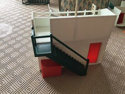 Vintage Scalextric A203 Owners Stand & Pit Boxed  • 10.50£