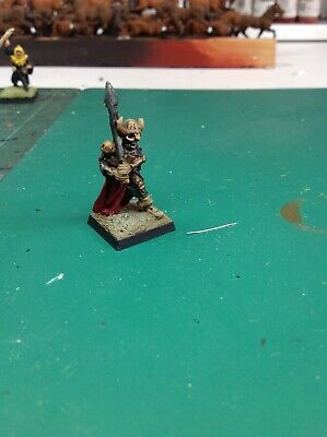 Rare 1980s Oldhammer Undead Krell WHFB 2nd Ed • 15£