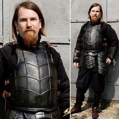 Dark Drake Breastplate. Perfect For Stage And Costume, Re-enactment And LARP • 156£