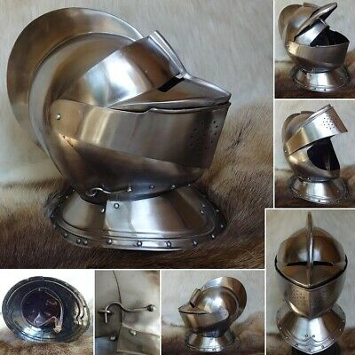 Medieval Sentinel Close Helmet • 99£