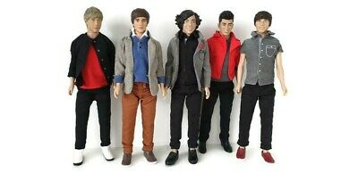 2011 -2013  11  One Direction Complete Figure Doll Set. • 29.99£