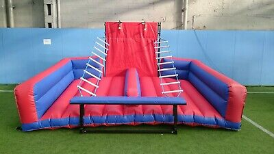 Unclimbable Ladder For Bouncy Castle Hirer • 950£