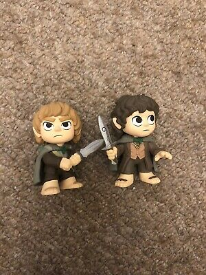 Funko Lord Of The Rings Frodo And Sam Mystery Mini Bundle • 5£
