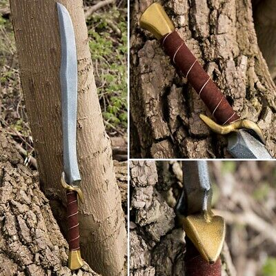 Foam And Latex Elven Sword - LARP Weaponry - Ideal For Roleplay Events • 45£