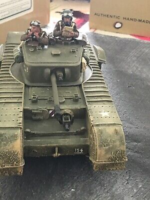 King And Country  DD51 Churchill Tank And 2 Crew ( Retired Set) Original Box • 150£