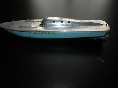 A Victory Industries Electra Tinplate Speedboat • 45£