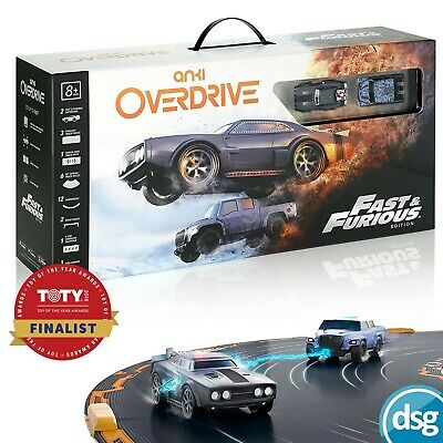 Anki Overdrive Fast And Furious Edition - Starter Set - IOS Or Android • 48.99£