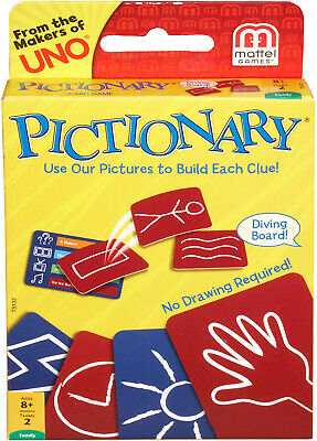 Pictionary Card Game • 9.99£