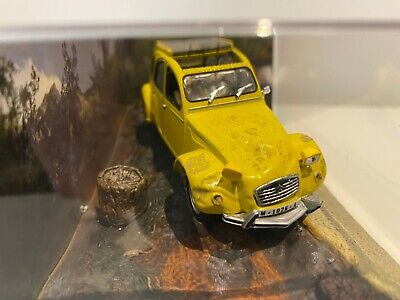 James Bond Car Collection Citroen 2CV For Your Eyes Only • 20£