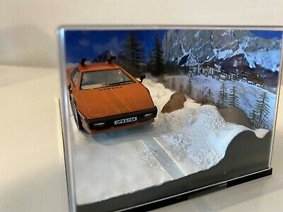 James Bond Car Collection Lotus Esprit Turbo For Yours Eyes Only • 20£