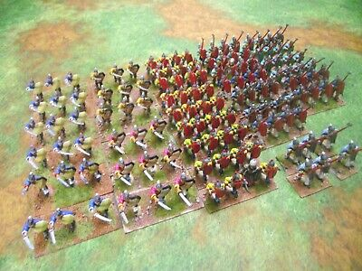 25mm Chinese Infantry (Painted And Based.) • 100£