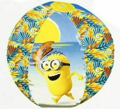 Despicable Me Minion Inflatable Beach Ball Bankrupt Wholesale Stock Clearance • 2.50£