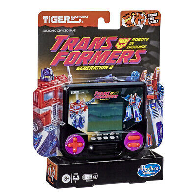 Transformers Robots In Disguise Electronic LCD Video Game • 15.99£