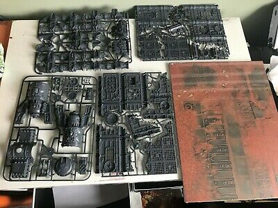 Warhammer 40k 9th Command Edition Terrain / Scenery & Game Board New 4 Frames • 39.99£
