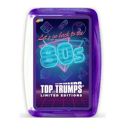 1980's Top Trumps Card Game • 4.99£