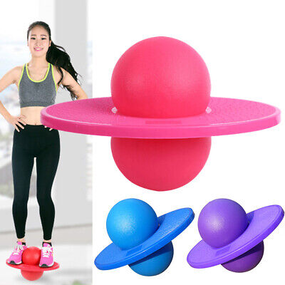 Space Hopper Garden Jump Bounce Adult Fitness Large Retro Ball Outdoor Kid ACB# • 9.99£