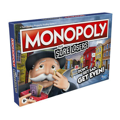 Monopoly For Sore Losers Board Game • 21.99£