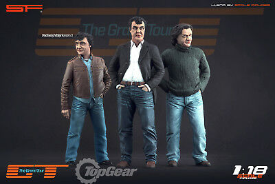 1:18 The Grand Tour, Top Gear Trio Figurines VERY RARE!!! For 1:18  • 172.55£
