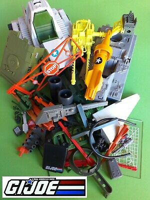 G I Joe Action Force Spare Part Vehicle, Play Set, Aircraft. Multi Listing.  • 2.99£