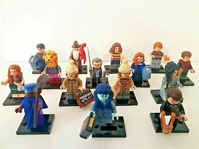 LEGO Minifigures 71028 Series 21- Harry Potter NEW Series 2, Pick Your Figure • 5.50£