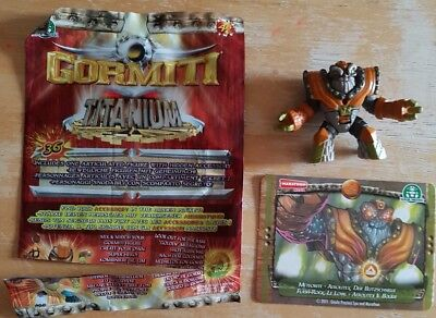 New Gormiti Figure From Gormiti Titanium 2011 Meterorite • 1.50£
