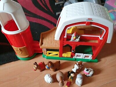 Fisher Price Little People Farm • 12£