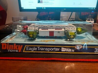 Dinky Toys Eagle Transporter Boxed And Original. • 139.95£
