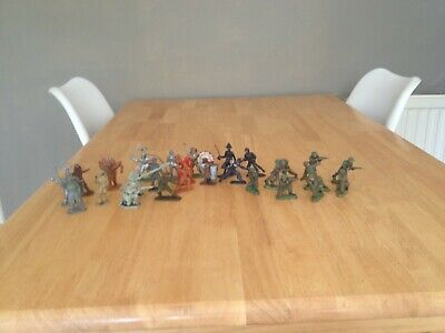 Vintage 18X Lone Star Figures And 9X Others • 11£