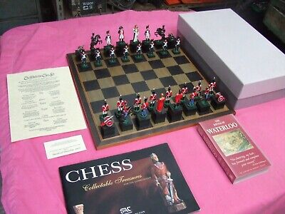 Sac Waterloo Chess Set • 90£